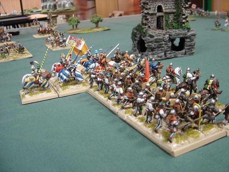 PROJET Warhammer historique : GUERRE de 100 ans DSC04541
