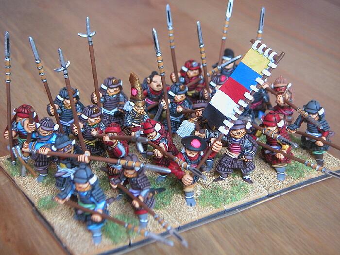 PROJET Warhammer historique : GUERRE de 100 ans Dixon_samurais_spear
